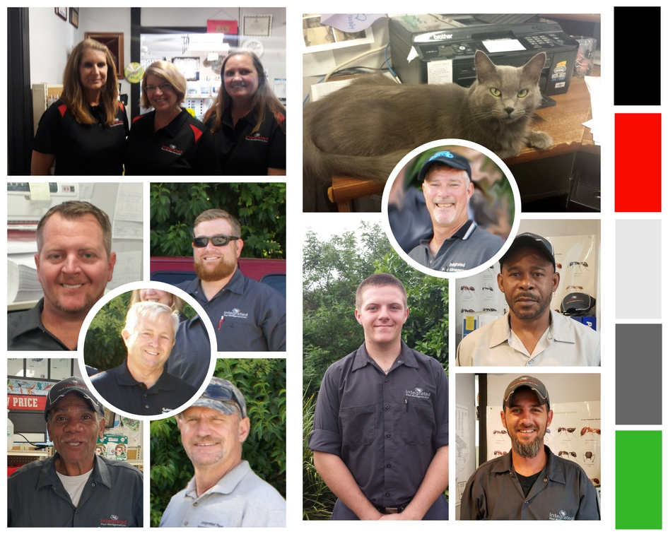 Integrated Pest Management, Inc. Staff