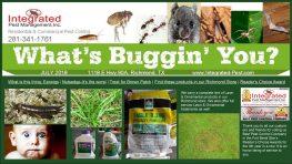 July 2018 June 2018 Integrated Pest Mgmt Newsletter Newsletter