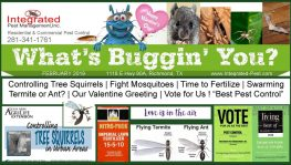 Feb 2019 Newsletter Integrated Pest Mgmt Inc