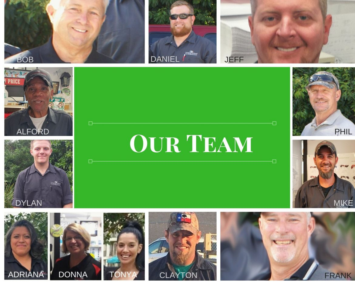 Our Team Integrated Pest Management