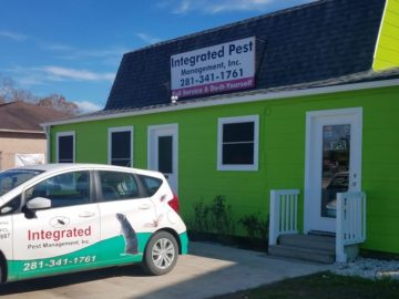 Integrated Pest Management, Inc services and retail. Richmond, TX